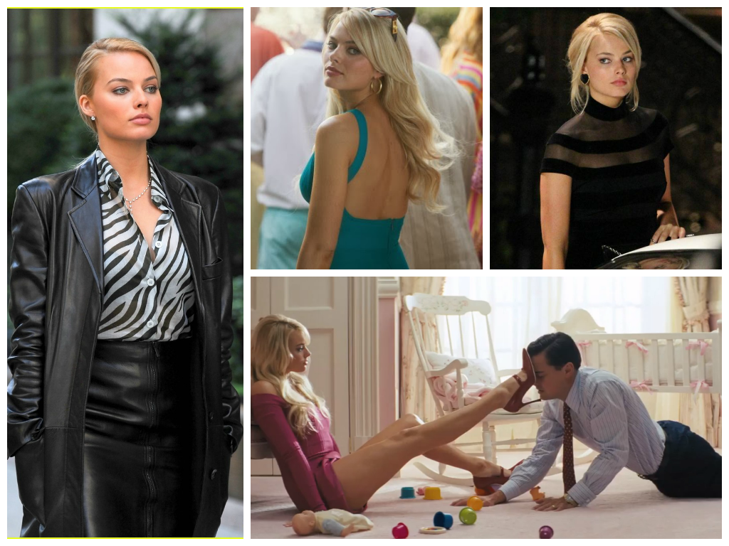 The gallery for --> Margot Robbie Wolf Of Wall Street Pink ...